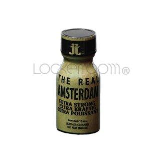 Lockerroom Poppers The Real Amsterdam 15ml - BOX 24 fiale