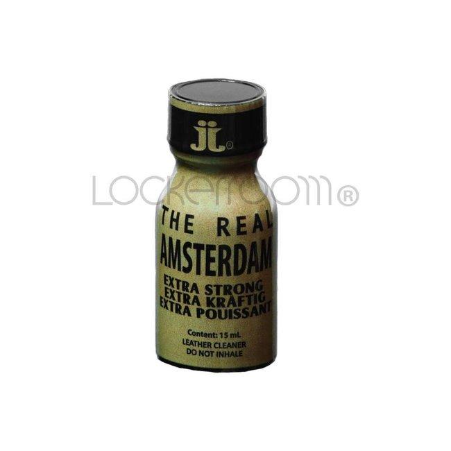 Lockerroom Poppers The Real Amsterdam 15ml - BOX 24 bottles