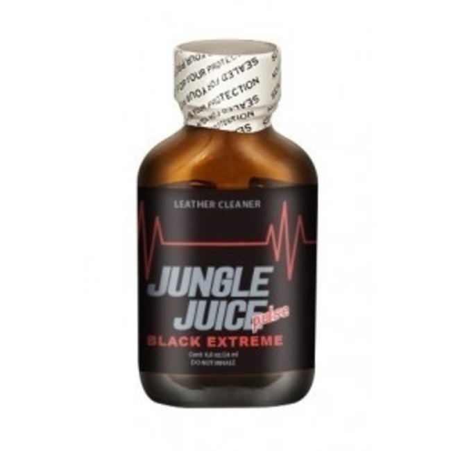 Poppers Jungle Juice Pulse Black Extreme 24ml – BOX 24 bottles