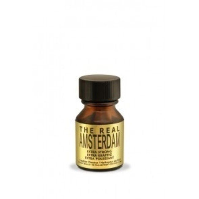 Poppers The Real Amsterdam 10ml – BOX 18 bouteilles
