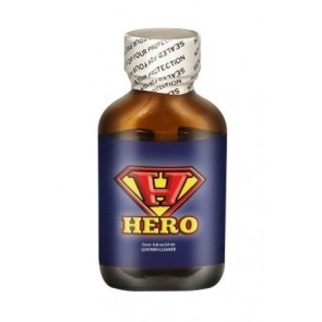 Poppers Hero 24ml – BOX 24 botellas