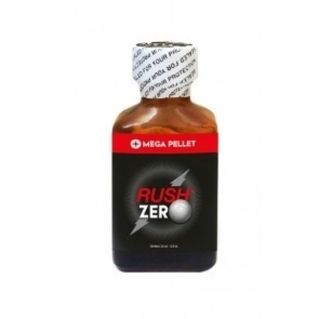 PWD Poppers Rush Zero 24ml – BOX 24 bouteilles