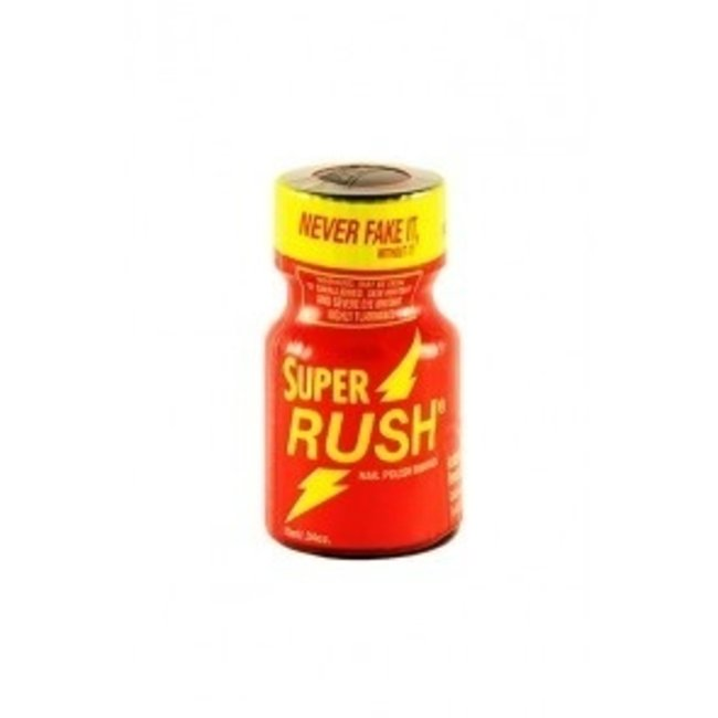 PWD Poppers Super Rush Red 9ml – BOX 18 fiale