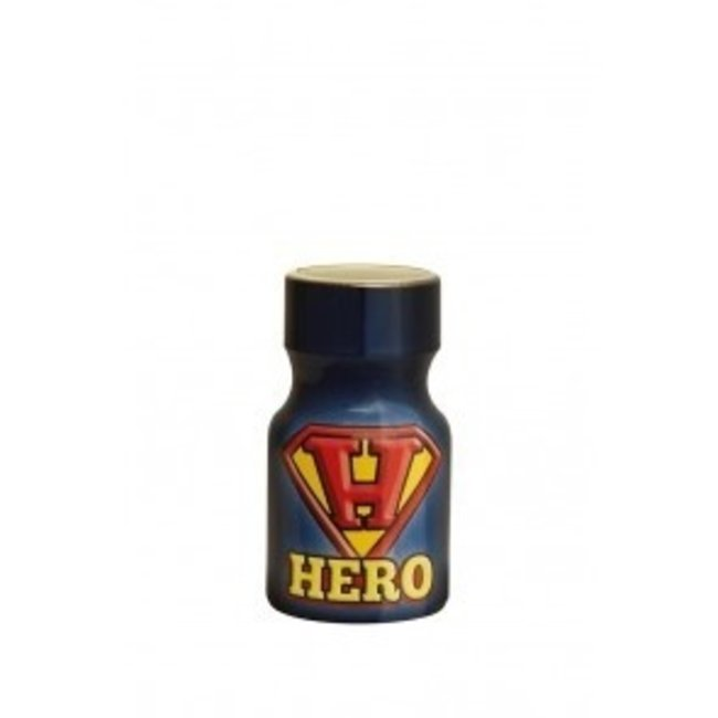 Poppers Hero 10 ml – BOX 18 flesjes