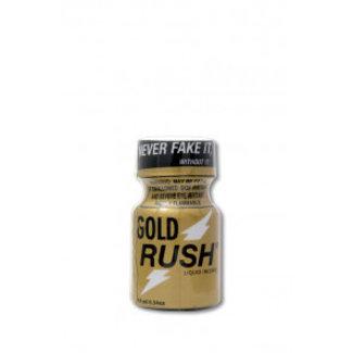 PWD Poppers Gold Rush 10ml – BOX 18 bottles