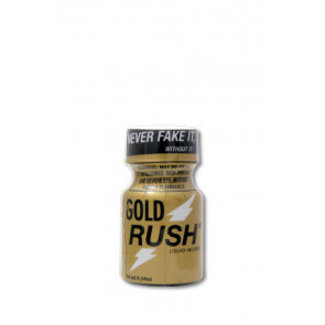 PWD Poppers Gold Rush 10ml – BOX 18 bouteilles