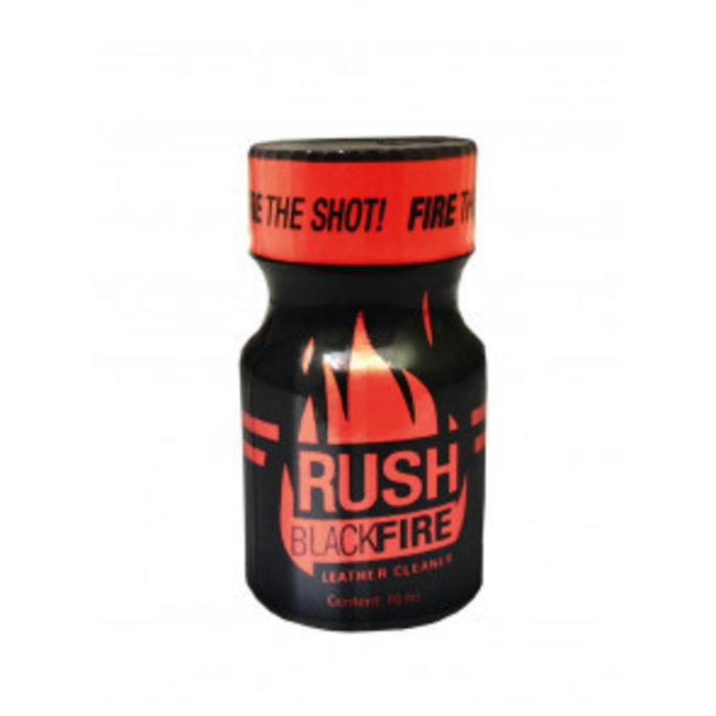 PWD Poppers Rush Black Fire 10ml – BOX 18 fiale