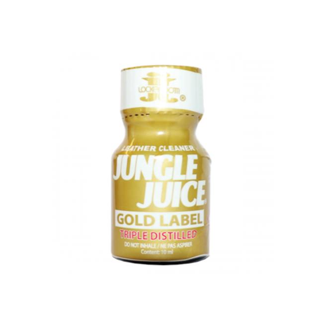 Lockerroom Poppers Jungle Juice Gold Label - 10ml - BOX 24 flesjes