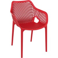 thumb-Tuinstoel - Air XL - Rood - Siesta-1