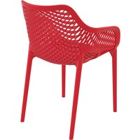 thumb-Tuinstoel - Air XL - Rood - Siesta-7