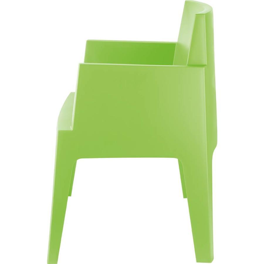 Tuinstoel - Box - Groen - Siesta-3