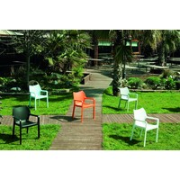 thumb-Projectstoel - Diva - Oranje - Siesta-7