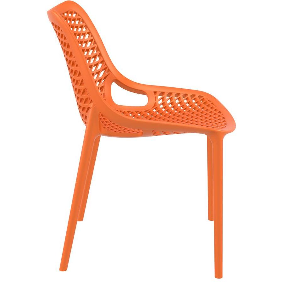 Tuinstoel - Air - Oranje - Siesta-8