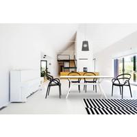thumb-Tuinstoel - Mila - Donkergrijs - Siesta Exclusive-7