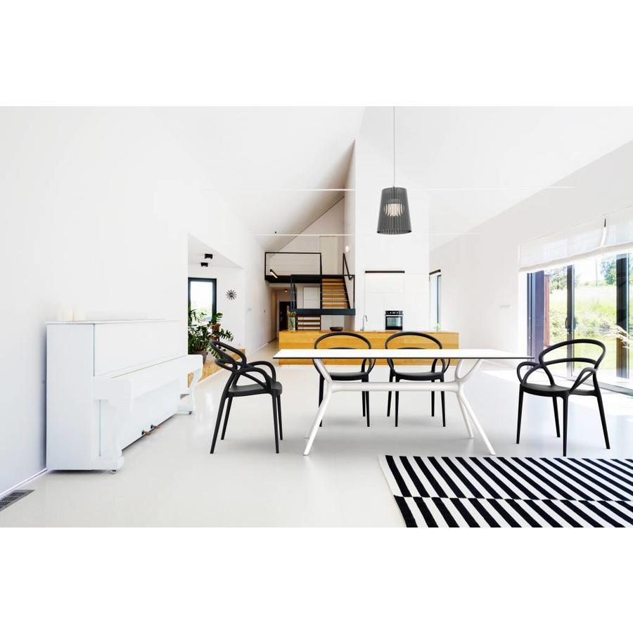 Tuinstoel - Mila - Donkergrijs - Siesta Exclusive-7