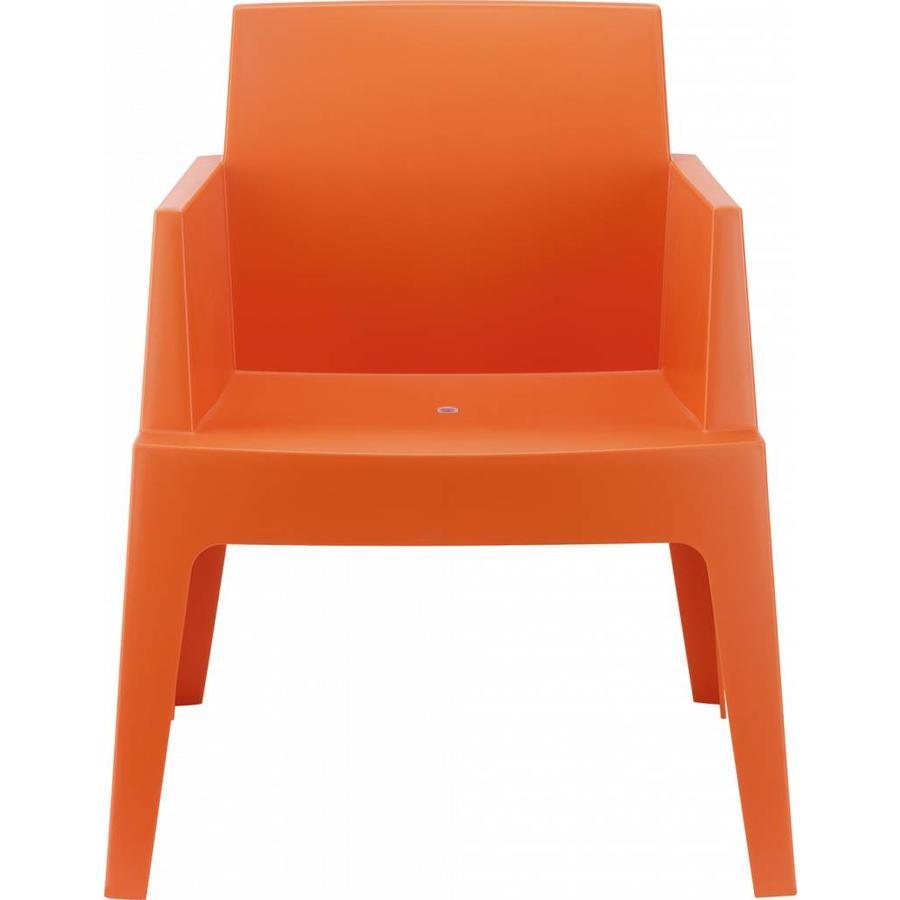 Tuinstoel - Box - Oranje - Siesta-2