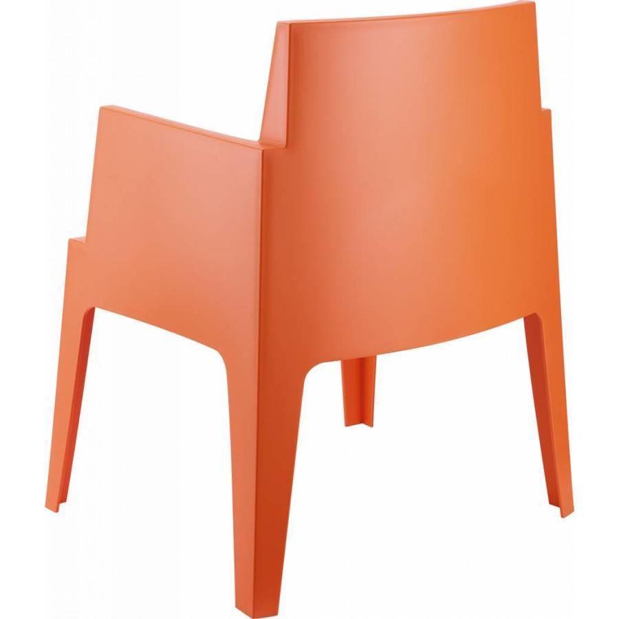 Tuinstoel - Box - Oranje - Siesta-7