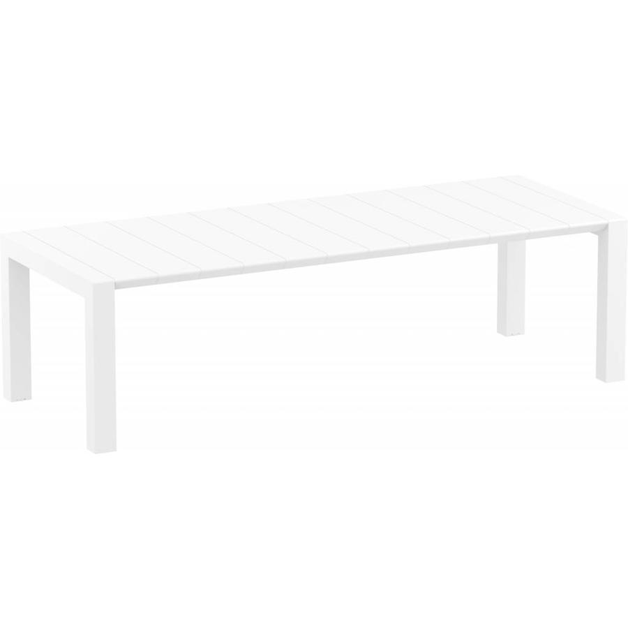Tuintafel - Vegas XL - Wit - Uitschuifbaar 260/300 cm-1