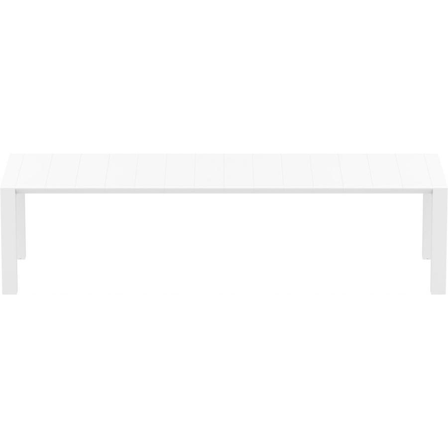 Tuintafel - Vegas XL - Wit - Uitschuifbaar 260/300 cm-3
