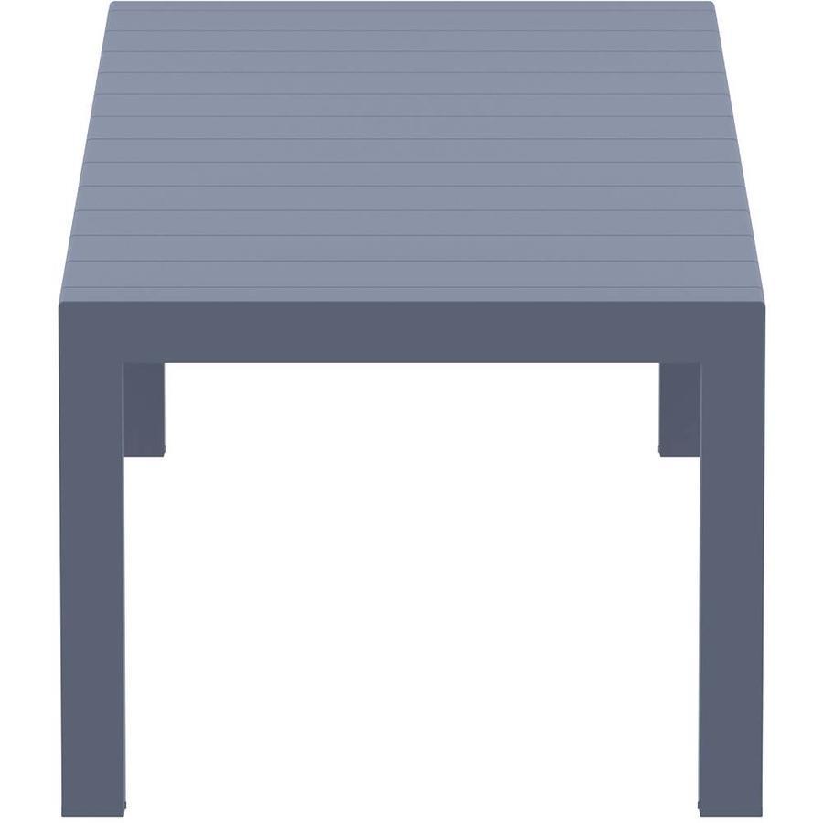 Tuintafel - Vegas XL - Donkergrijs - Uitschuifbaar 260/300 cm-5