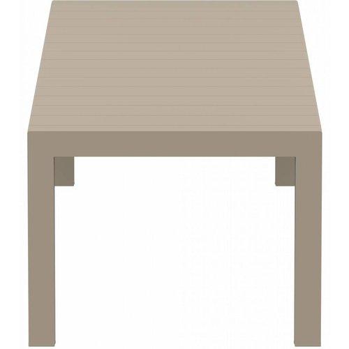 Siesta  Tuintafel - Vegas XL - Taupe - Uitschuifbaar 260/300 cm