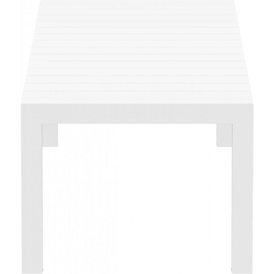 Tuintafel - Vegas XL - Wit - Uitschuifbaar 260/300 cm-5