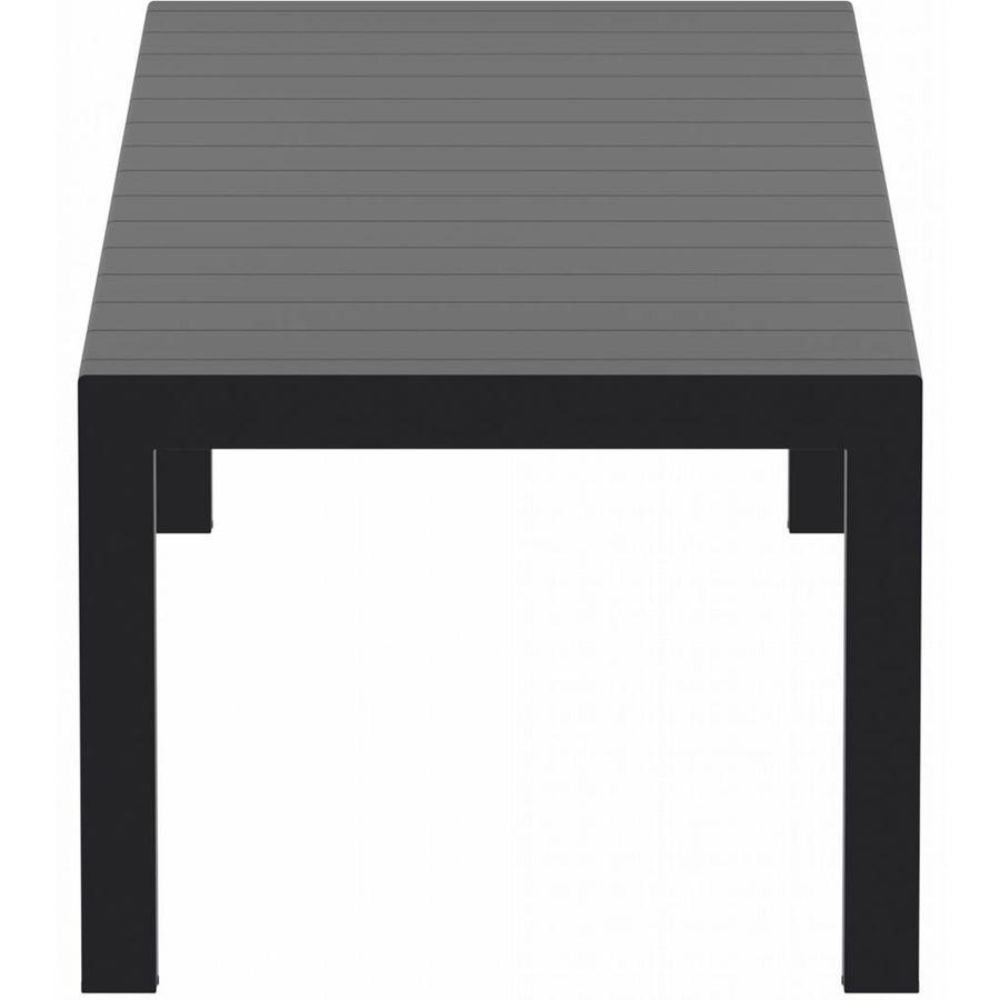 Tuintafel - Vegas XL - Zwart - Uitschuifbaar 260/300 cm-5
