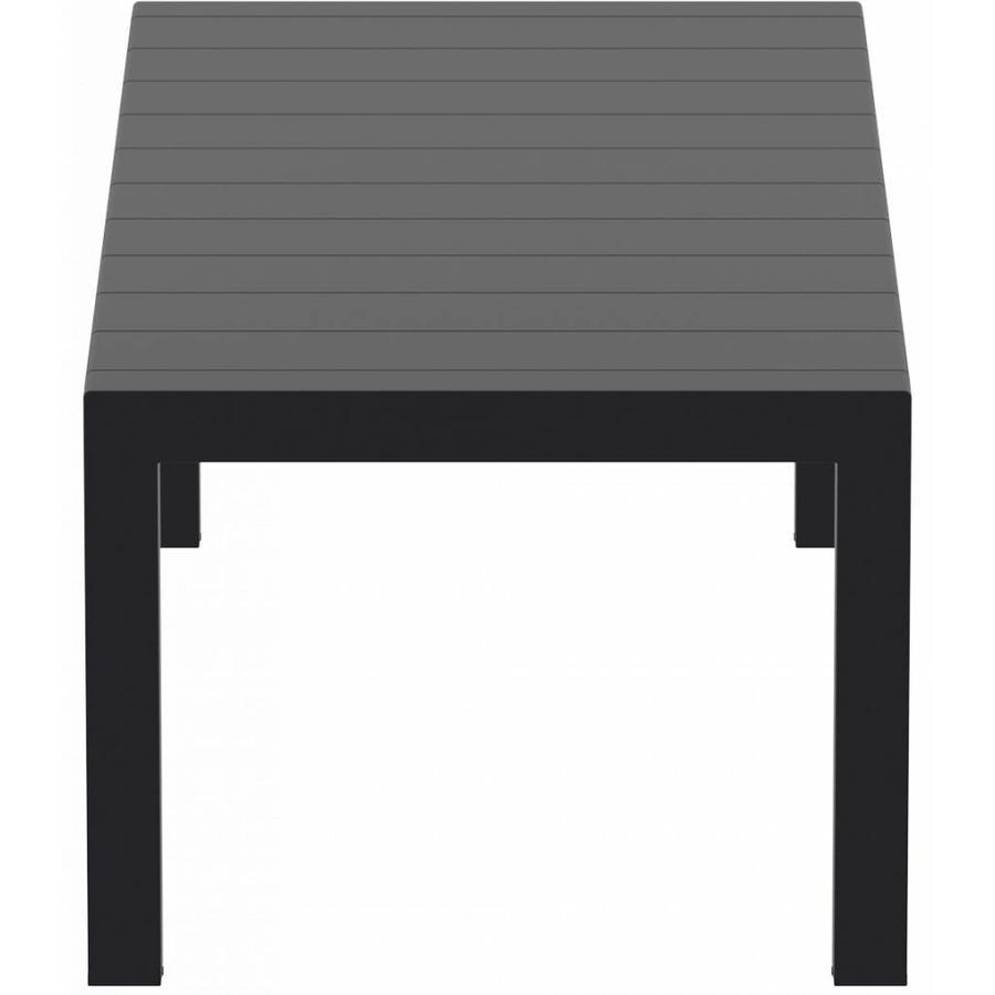 Tuintafel - Vegas Medium - Zwart - Uitschuifbaar 180/220 cm-5