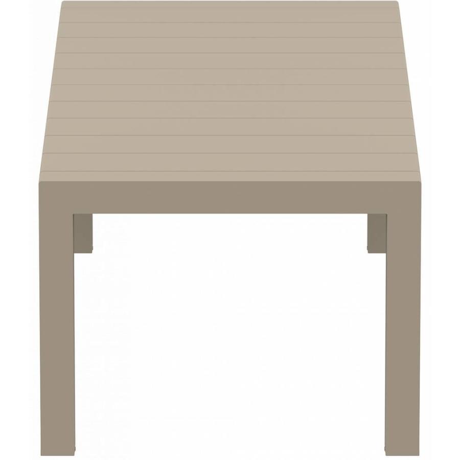 Tuintafel - Vegas Medium - Taupe - Uitschuifbaar 180/220 cm-5