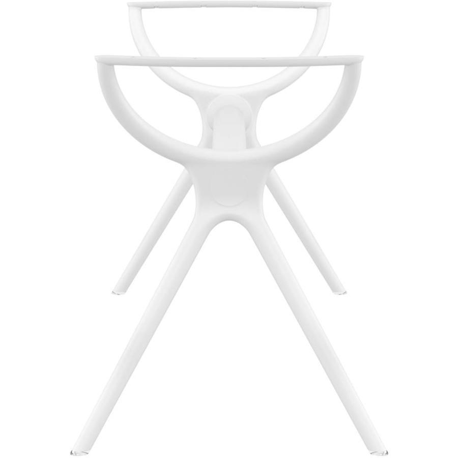 Tuintafel - Air - Wit - 180x90x74 cm - Siesta-10