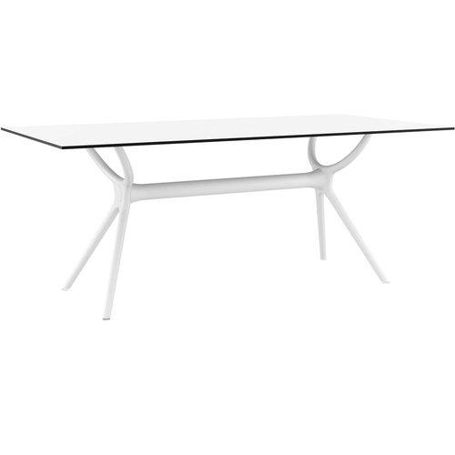 Siesta  Tuintafel - Air - Wit - 180x90x74 cm - Siesta