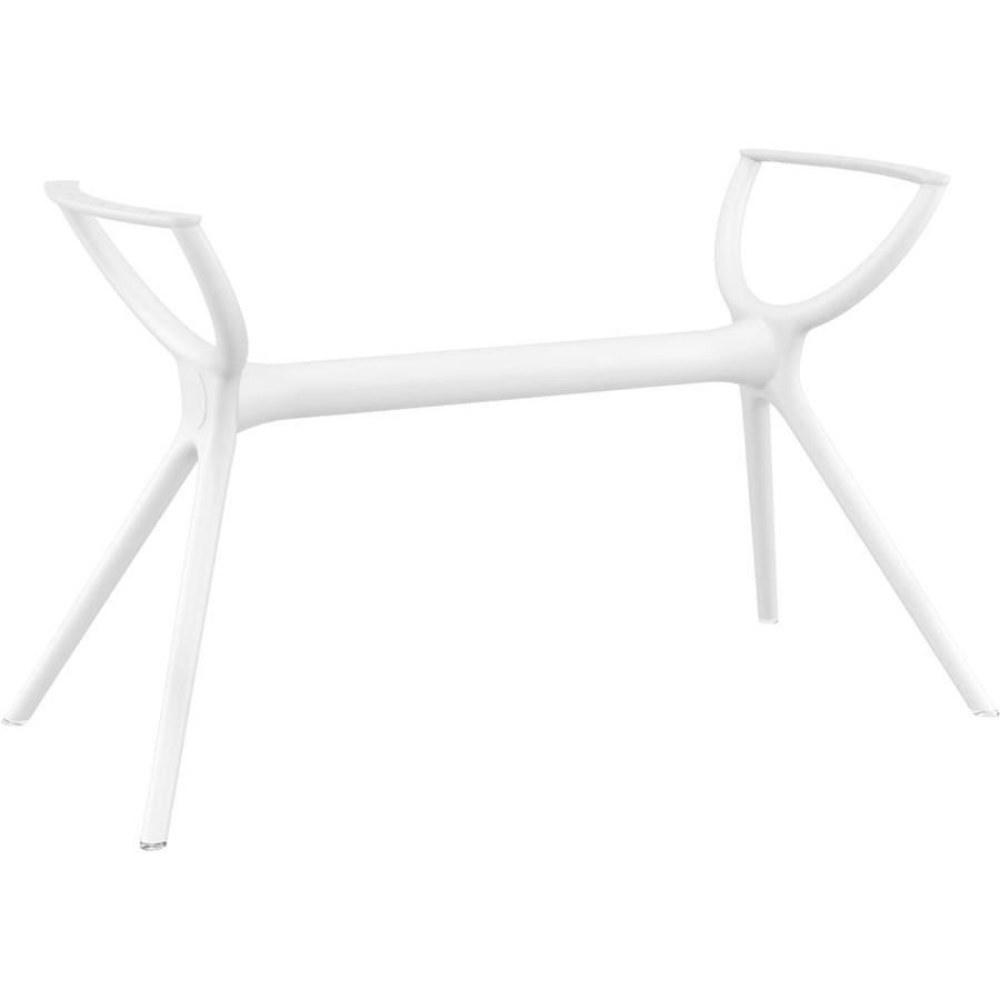 Tuintafel - Air - Wit - 140x80x74 cm - Siesta-8