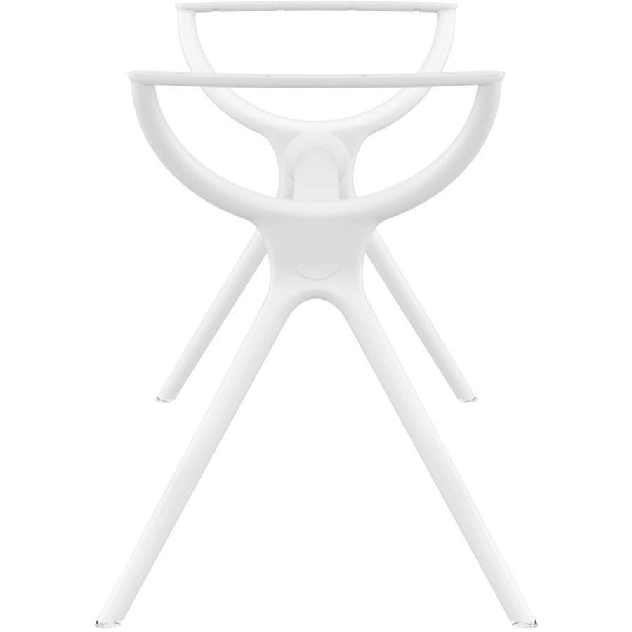 Tuintafel - Air - Wit - 140x80x74 cm - Siesta-10