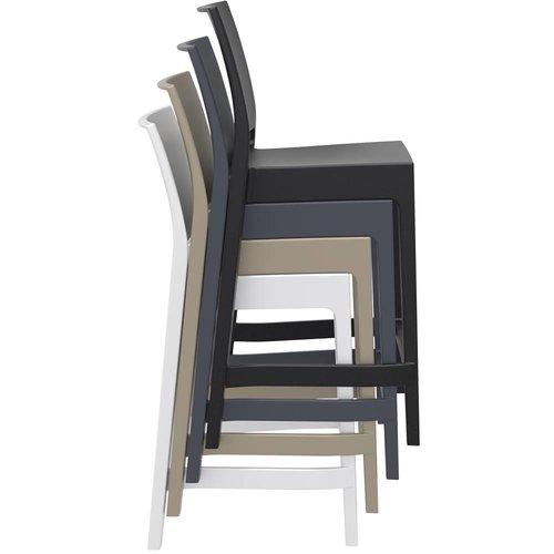 Siesta  Counter Barkruk - 65 cm - Maya - Taupe - Siesta
