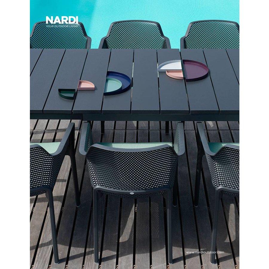 Dining Tuinstoel - NET - Antraciet - Nardi-4