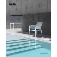 thumb-Lounge Tuinstoel - NET Relax - Bianco - Wit - Nardi-4
