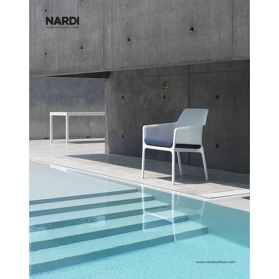 Lounge Tuinstoel - NET Relax - Bianco - Wit - Nardi-4