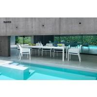 thumb-Lounge Tuinstoel - NET Relax - Bianco - Wit - Nardi-5