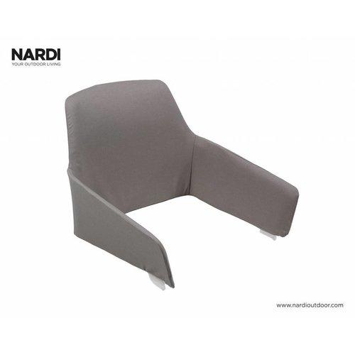 Nardi Lounge Tuinstoel - NET Relax - Bianco - Wit - Nardi