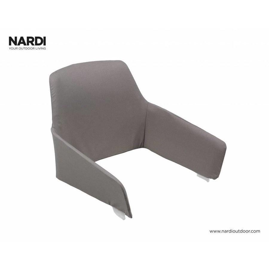 Lounge Tuinstoel - NET Relax - Antraciet - Nardi-7