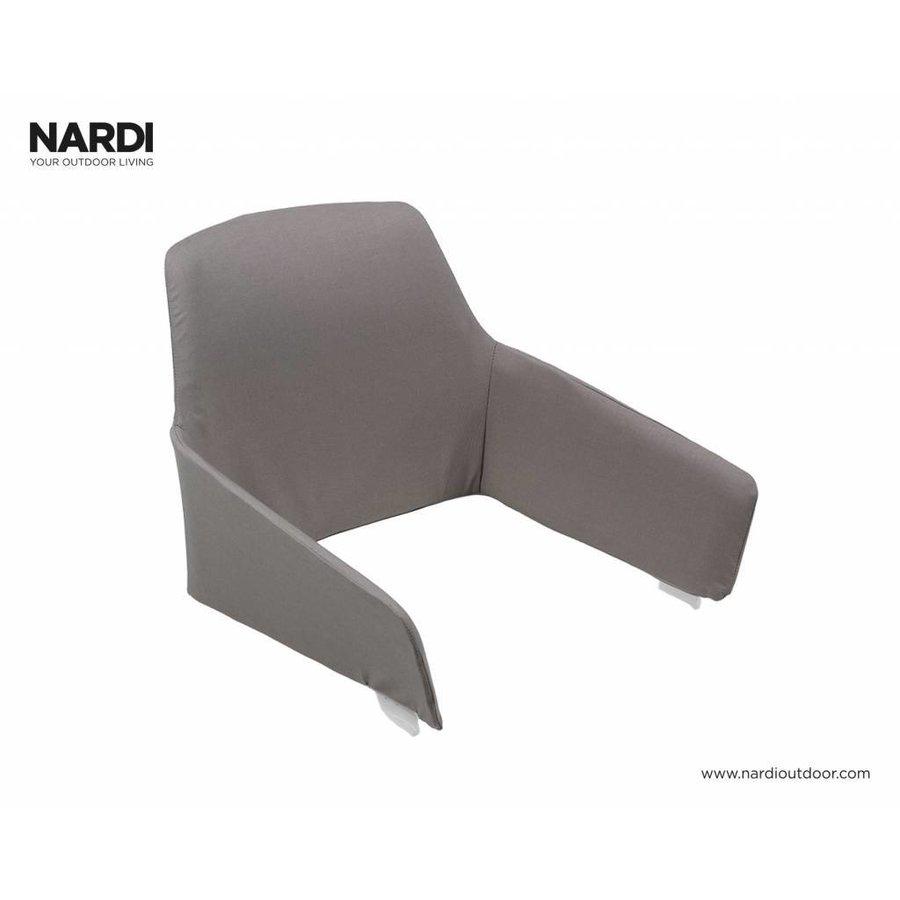 Lounge Tuinstoel - NET Relax - Tortora - Taupe - Nardi-8