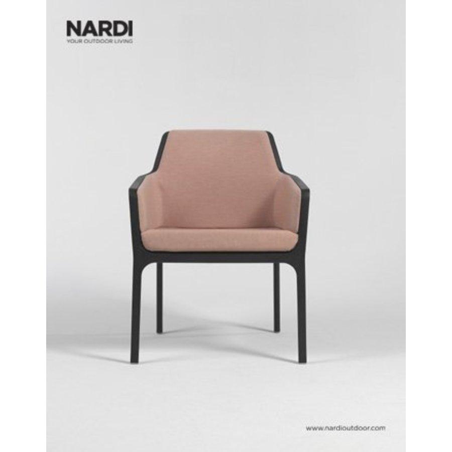 Lounge Tuinstoel - NET Relax - Antraciet - Nardi-5
