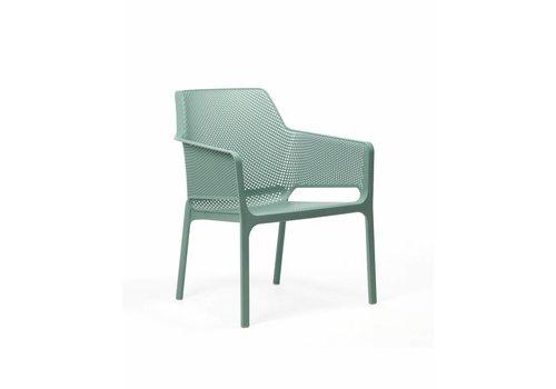 Lounge Tuinstoel - NET Relax - Salice - Zeegroen - Nardi