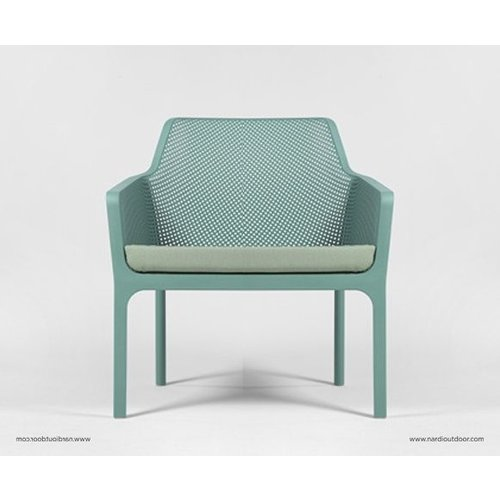 Nardi Lounge Tuinstoel - NET Relax - Salice - Zeegroen - Nardi
