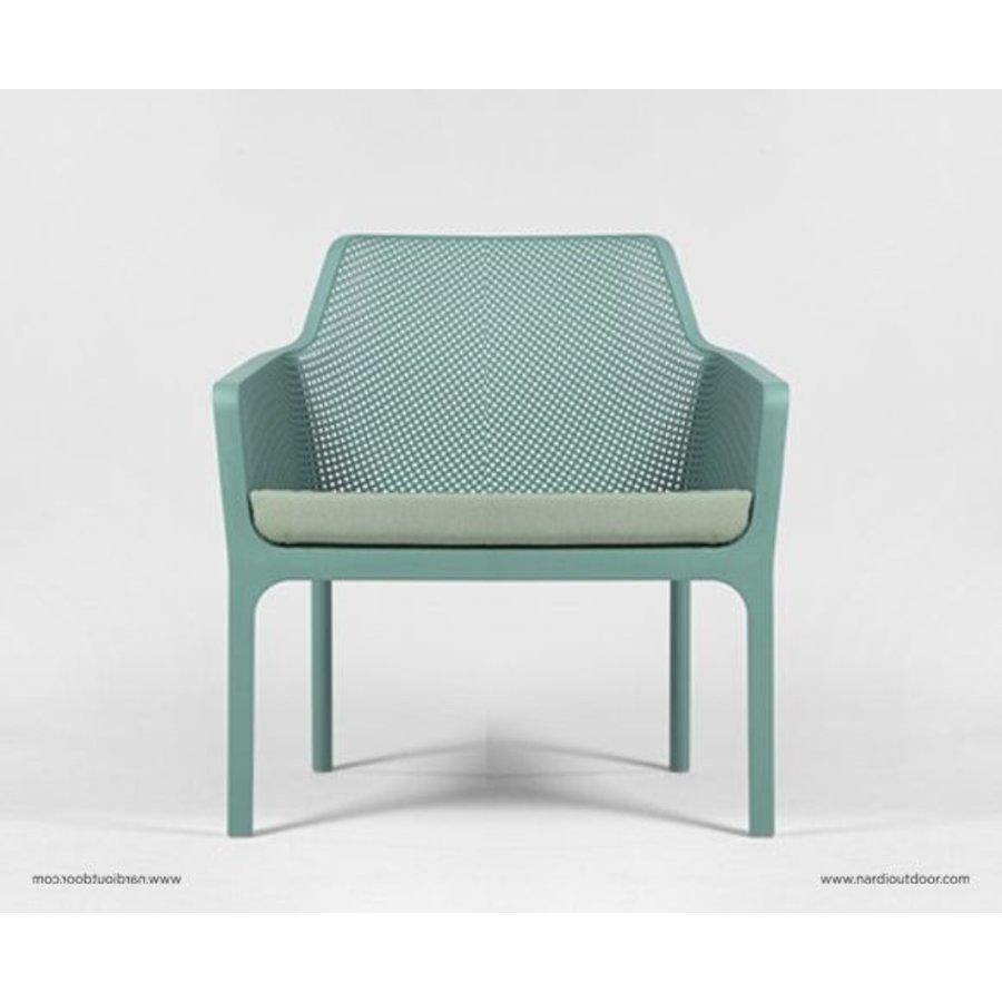 Lounge Tuinstoel - NET Relax - Salice - Zeegroen - Nardi-3