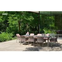 thumb-Lounge Tuinstoel - NET Relax - Tortora - Taupe - Nardi-5