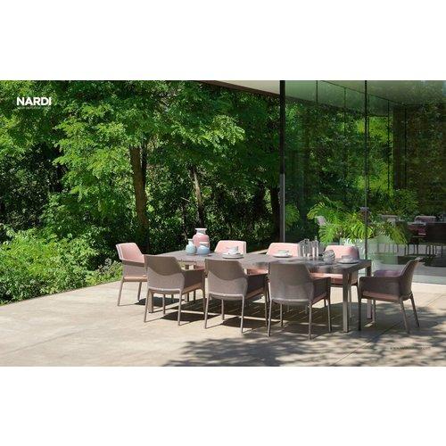Nardi Lounge Tuinstoel - NET Relax - Tortora - Taupe - Nardi