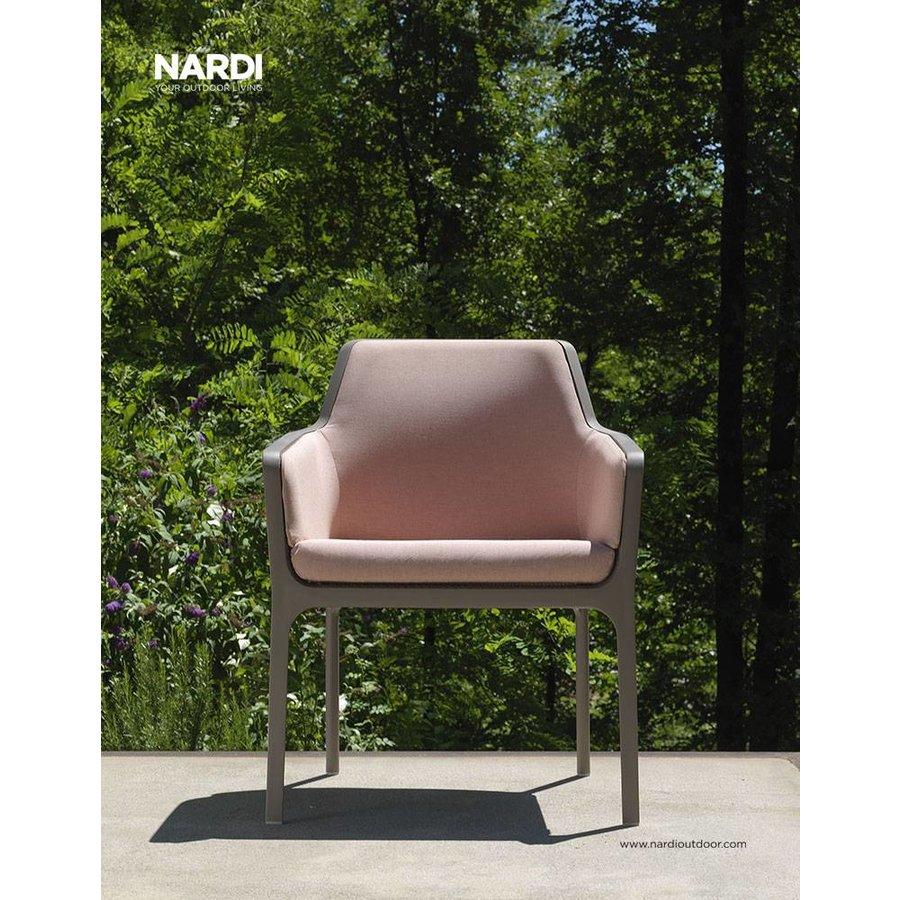 Lounge Tuinstoel - NET Relax - Tortora - Taupe - Nardi-3