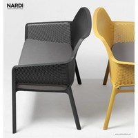 thumb-Lounge Tuinstoel - NET Relax - Senape - Mosterd Geel - Nardi-6