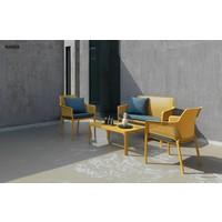 thumb-Lounge Tuinstoel - NET Relax - Senape - Mosterd Geel - Nardi-4